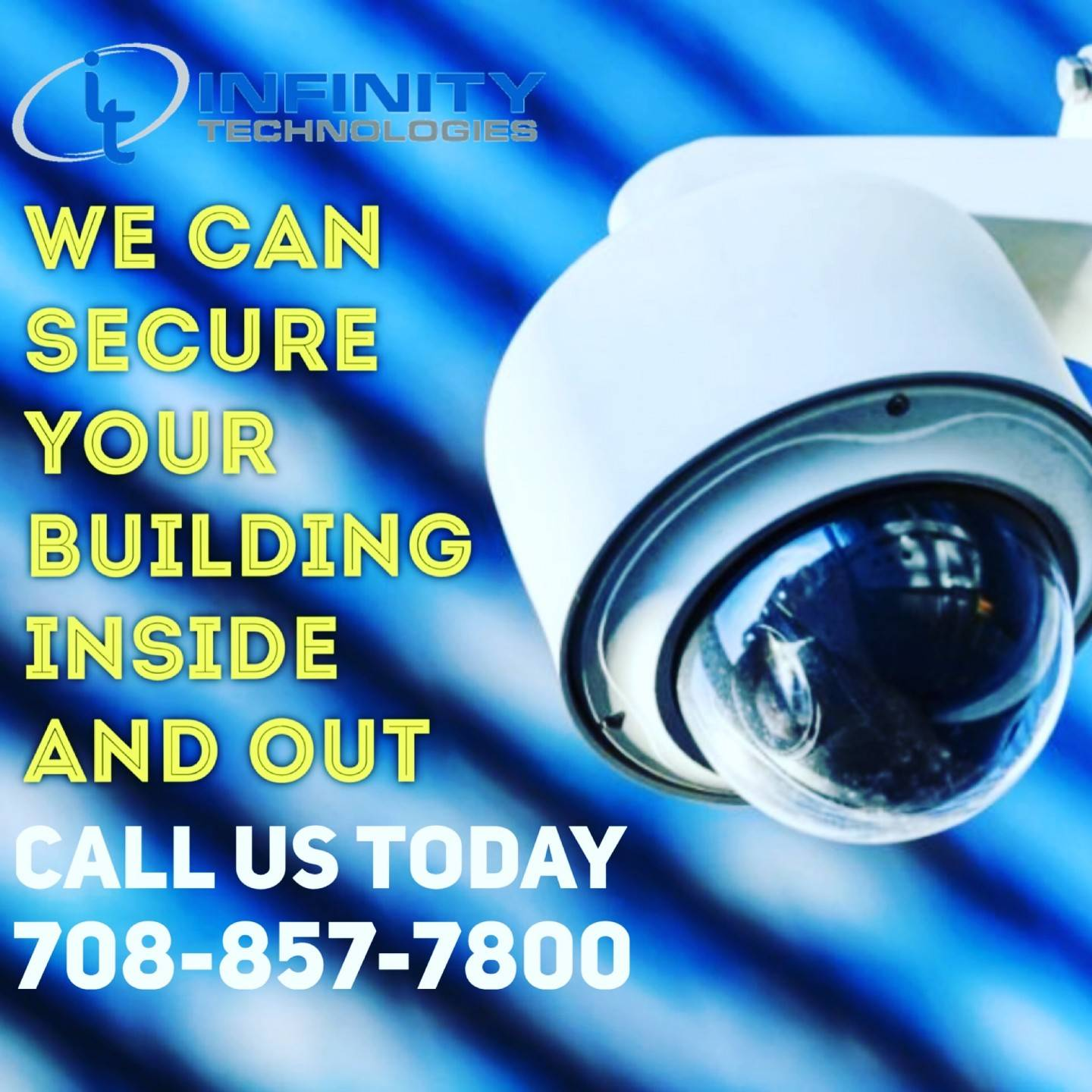 Installing surveillance cameras and CCTV's for over 20 years in the Chicagoland area. Call us for a free consultation for your business or commercial building.